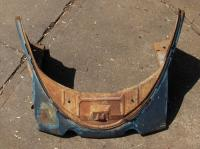 Early bug H apron rear clip