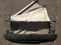 bug beetle rag top sunroof sun roof assembly