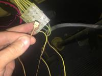Main beam wire