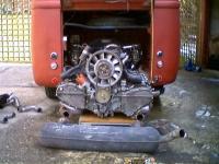 2.7L Flat 6 into my UK Barndoor
