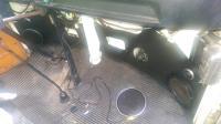 retrosound radio, amp and speaker install