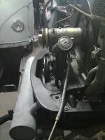 356 pulley alignement on my 36er