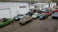 Iowa VW Motherload of Parts and Cars