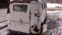1958 Pressed Bumper Kombi