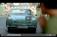"Ghia in show ""Strike Back"" S2E9"