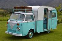 VW box camper