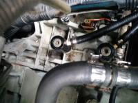 96 EVC Transmission Cooler Aftermarekt
