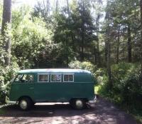Riv camping
