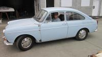 1969 type 3 Fastback