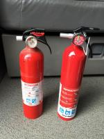 EVC Replaced OG Fire extinguisher from 1997
