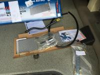 1997 EVC - about to install transmission cooler and dipstick
