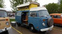 4th Ann. Air Cooled Antiques Volkswagen Auto Show, Oskaloosa IA