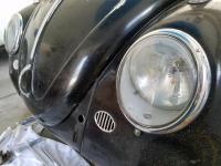 Headlight 90 degrees off