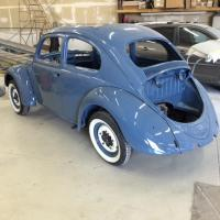59 Euro Sunroof (Capri Blue)