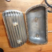 36 hp cast aluminum valve covers...