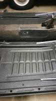 65 Bug seat belt mount