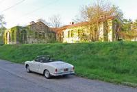 First drive of the year in '64 Ghia Cabrio