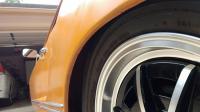 Tire Clearances
