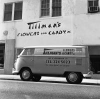 Tillman's Florida Logo Panel Bus