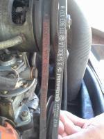 69 Standard Beetle belts