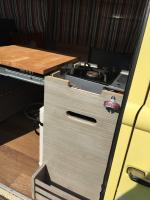 Camper kitchen in my 69 Westy