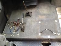Eurovan T4 rubber mats
