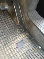 Rubber Floor Mats - Vanagon