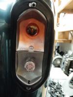 1959 ghia rear signal and fuse box