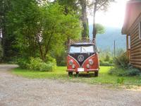 1957 23 window micro bus