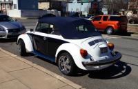 78 Super Beetle convert