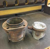 36hp weird pistons