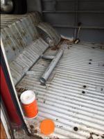 rear seat question