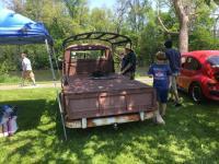 `66 Single cab Michigan Vintage show