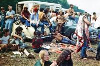 Karmann Ghias at Woodstock