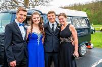 VW Prom bus