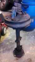 brake drum puller