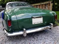 Harrington stainless euro bumper