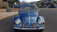 1957 VW Beetle Hawaii Decals