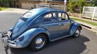 1957 VW Beetle Hawaii Decals