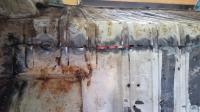 Flipseat repair - rear