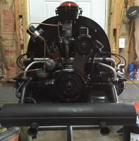 My 36hp from my 58 bug