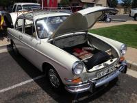 1966 1600A Notchback