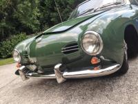 Harrington stainless front bumper