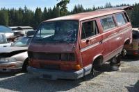 Seattle 360 wrecking - parts van