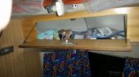 Erica puck shelf