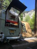 Bass lake / Yosemite 2016