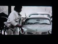 "Karmann Ghia in ""The Rundown"""