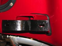 bumper bracket cover