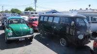 Random Split-Bus Photos at the Open House at LaVere's VW shop Concord, CA