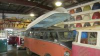 Random Split-Bus Photos at the Open House at LaVere's VW shop Concord, CA
